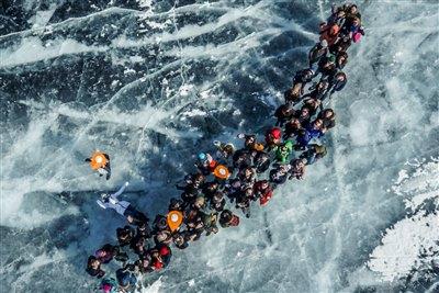 Молодежный флешмоб «ЭКО-Поколение» пройдет 3 сентября в День Байкала
