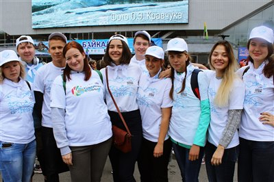 День Байкала отпраздновали в Иркутске 3 сентября