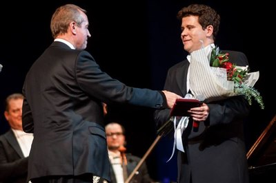 Пианисту Денису Мацуеву присвоили звание почетного гражданина Иркутской области