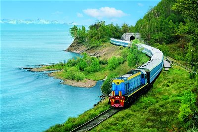 Детям из Иркутской области предлагают стать авторами книги про Транссибирскую магистраль