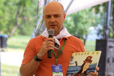 17 января в Иркутске пройдет творческая встреча с Андреем Швайкиным