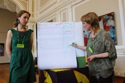 Команда МКФ «Байкал-Тотем» приняла участие в конференции «Гений места»