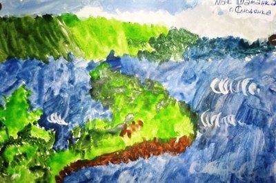 В Иркутске завершился всероссийский конкурс рисунков Байкала в рамках проекта «Байкал — вокруг света»