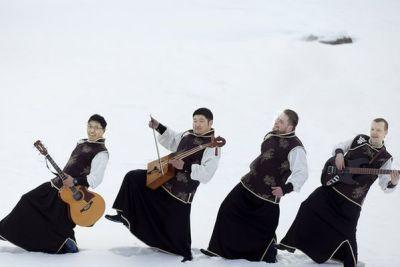 Горловое пение и рок. Shono выступят на фестивале искусств «Культурная столица»