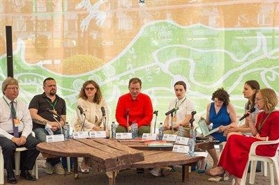 Лучшие практики культурных проектов со всей России обсудили на панельной сессии «Региональная культура – точки роста»