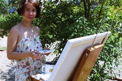 Акции «СоТворчество» и «Час Зеленого Творчества» прошли в Иркутске 1 августа